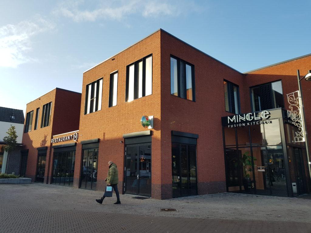 Department store turns restaurant