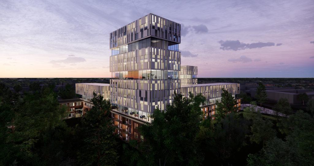 Creating The Dordrecht Skyline